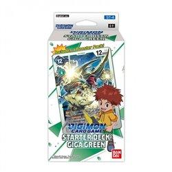 Digimon Card Game Starter Deck Cocytus Green ST-4