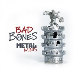 Bad Bones – Metal Minis (5 Stück)