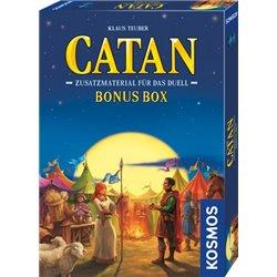 Catan – Das Duell (2 Spieler) – Bonusbox