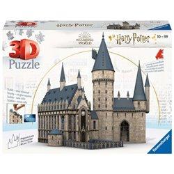 3D Puzzle: Harry Potter Hogwarts Schloss - Die Große Halle