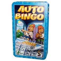 Auto-Bingo - BMM-Spiele | Metalldose