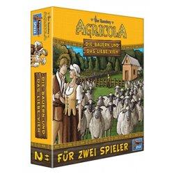 Agricola - Die Bauern und das liebe Vieh Bigbox
