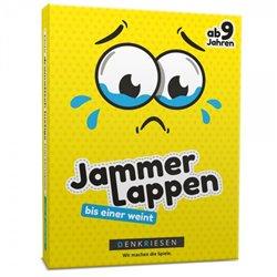 """Jammerlappen – Das dramatisch lustige Kartenspiel """"bis einer weint"""""""