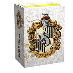 Dragon Shield: Matte Art – WizardingWorld – Hufflepuff (100)
