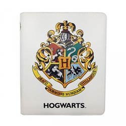 Dragon Shield: Card Codex Zipster Binder Regular – Hogwarts