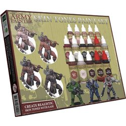 Army Painter - Skin Tones Paint Set