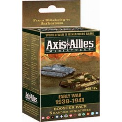 Axis & Allies: Early War 1939-1941 Bo.