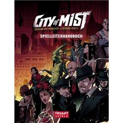 City of Mist: Spielleiterhandbuch