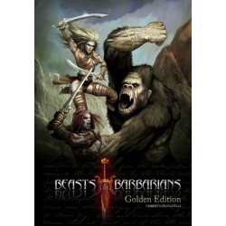 Savage Worlds: Beasts & Barbarians Golden Edition