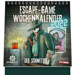 Exit-Game-Wochenkalender 2022 - Der Schnitter