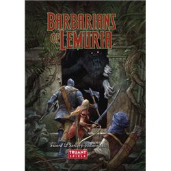Barbarians of Lemuria ( Softcover)