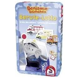 Benjamin Blümchen - Berufe Lotto