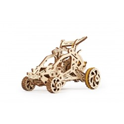 Ugears 3D Holzpuzzle Mini Buggy