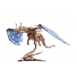 Ugears 3D Holzpuzzle Windstorm Dragon