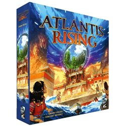 Atlantis Rising 2nd Edition ENG