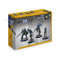 Infinity: Nyoka Assault Troops - EN