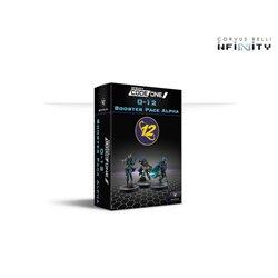 Infinity CodeOne: O-12 Booster Pack Alpha - EN