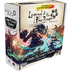 FFG Legend of the Five Rings LCG Under Fu Lengs Shadow EN