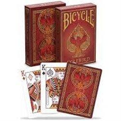 Playing Cards Bicycle Fyrebird