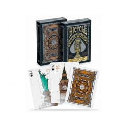 Playing Cards Bicycle Architectural Wonders of the World