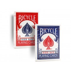 Playing Cards Bicycle Gold Standard Red