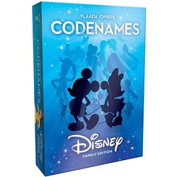 Codenames Disney Family Edition ENG