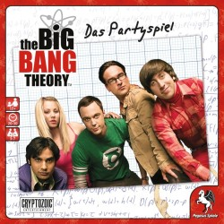 Big Bang Theory Partyspiel