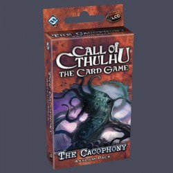 Call of Cthulhu: The Cacophony Asylum Pack