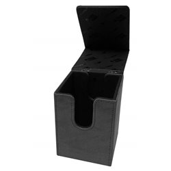 Jet Suede Alcove Flip Deck Box
