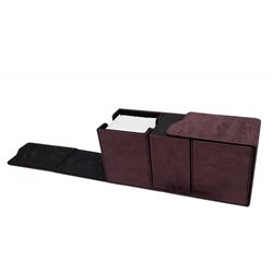 Ruby Suede Alcove Vault