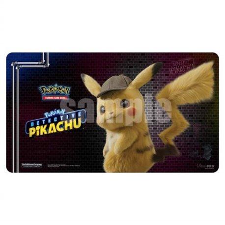 PKM Detective P. Playmat - Pikachu