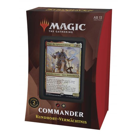 MTG Strixhaven Commander DE