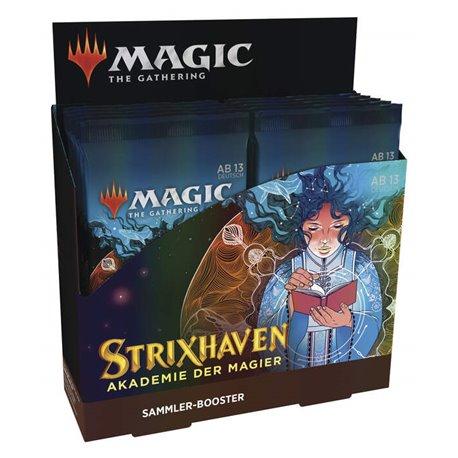 MTG Strixhaven Collectors Boost DE