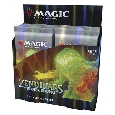MTG Zendikar Rising Collect Boo DE