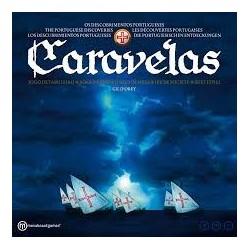 Caravelas 2te. Edition  (mit deutscher Regel) 051
