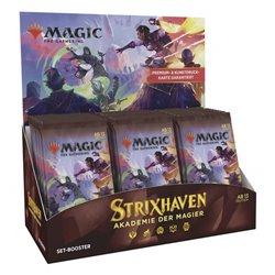 MTG Strixhaven Set Booster DE