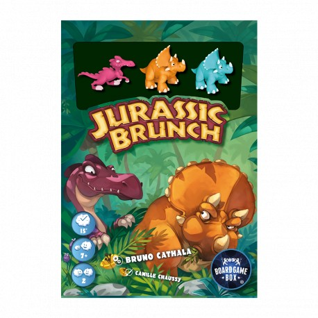 Jurassic Brunch + Promo