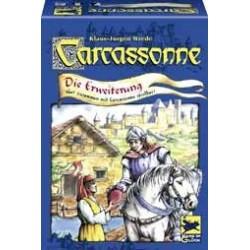 Carcassonne Erw. 1 Wirtshäuser & Kathedralen