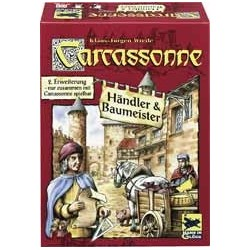 Carcassonne Erw. 2 Händler & Baumeister