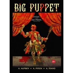 Lamentations of the Flame Princess Big Puppet