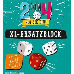 2 von 4 - XL-Ersatzblock