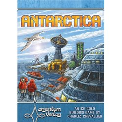 Antarctica (English edition)