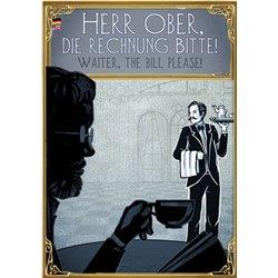 Cafè Melange - Herr Ober, die Rechnung, bitte! (Erweiterung)
