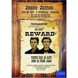 Gads Hill - Jesse James (2. Erweiterung)