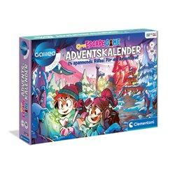 Escape Game for Kids Adventkalender ab 8J.