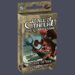 Call of Cthulhu: Curse of the Jade Emperor Asylum Pack