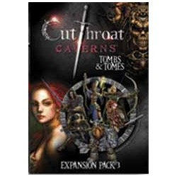 Cutthroat Caverns: Tombs and Tomes Exp. 3