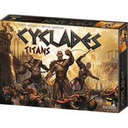 Cyclades: Titans Erweiterung