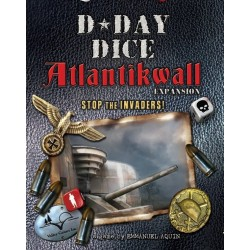 D-Day Dice Atlantikwall Exp.
