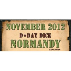 D-Day Dice Normandy Expansion